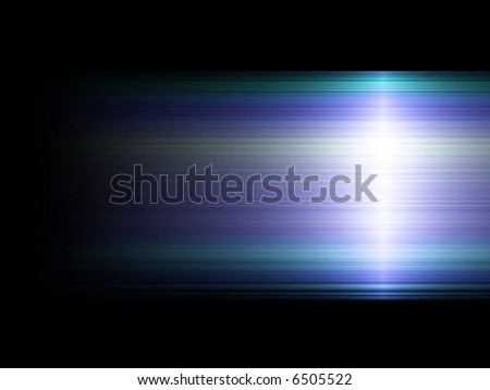 Blue and Green background with light effect.