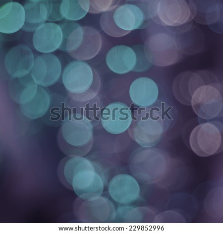 blue and purple abstract bokeh background