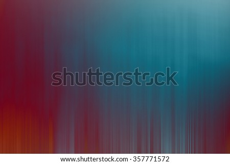 Blue and red blurred lines abstract background  - stock photo