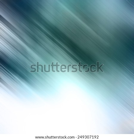 Blue and white blurry abstract background with magic lights - stock photo