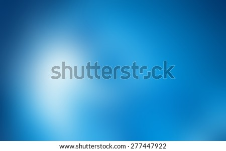 blue background abtrack - stock photo