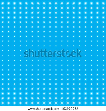 blue background.(rasterized version) - stock photo