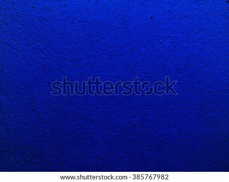 Blue background. Royal color - stock photo