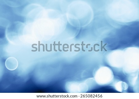 blue background, texture blur bokeh, defocused background - stock photo