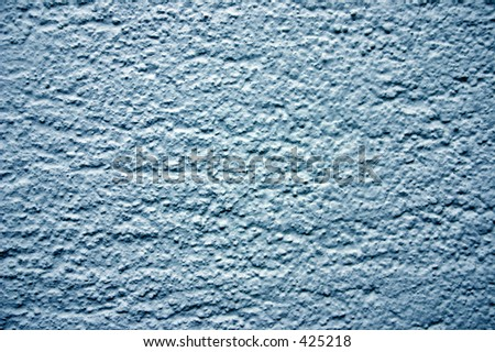 blue background wall texture