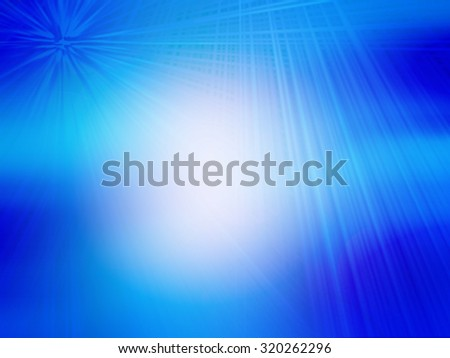 Blue bokeh abstract light background, blue texture