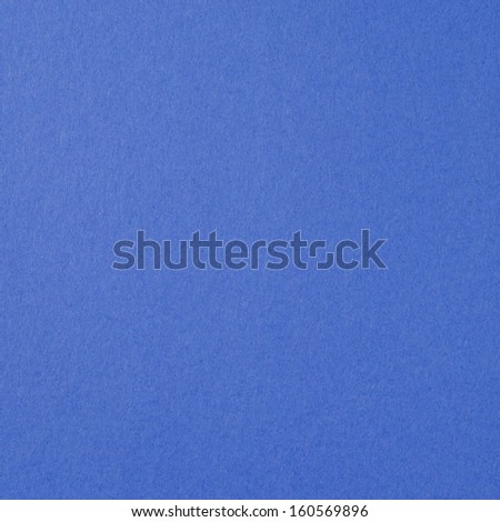 Blue Cardboard as background  - stock photo