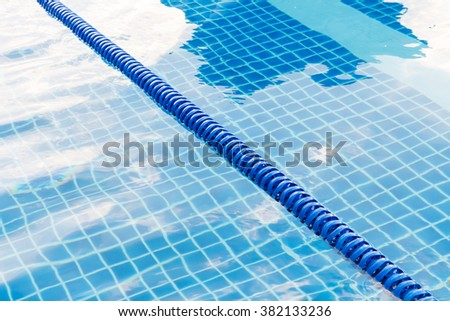 Lane Ropes Stock Photos Images Pictures Shutterstock