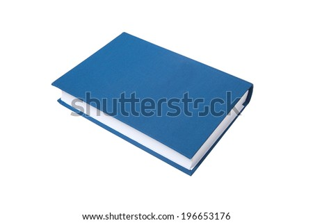 Blue Cover Books, Isolated
