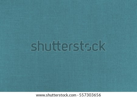 Blue fabric texture background, canvas texture
