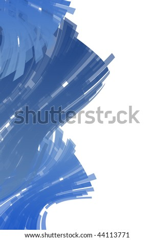 blue fractal background for other backgrounds see my portfolio