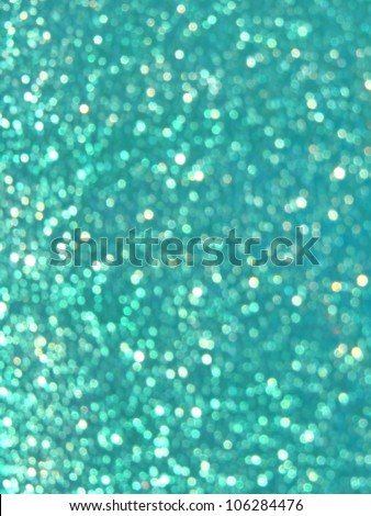 Blue, glamor shimmering background for christmas, disco, party, carnival or abstract design. More of this motif and more backgrounds in my port. - stock photo