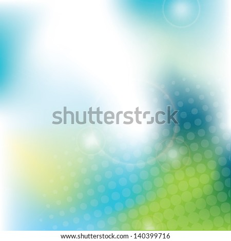 Blue Green abstract background texture - trendy business template with copy space Contemporary texture - stock photo