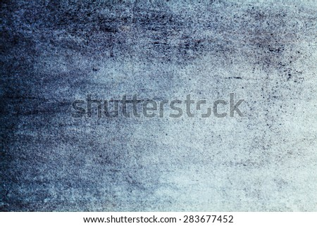 blue grunge background with space for text or image - stock photo
