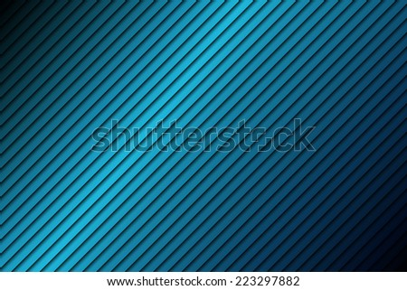 Blue line abstract background (Vector version is also available in my portfolio, ID 223838266) - stock photo