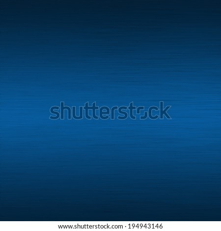 Blue Metal background (texture of  aluminum sheet) - stock photo