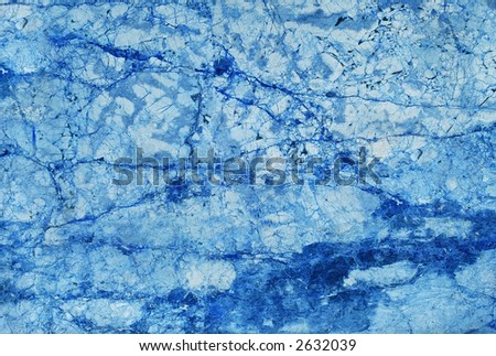 blue natural marble texture background