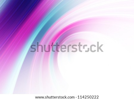 blue pink background - stock photo