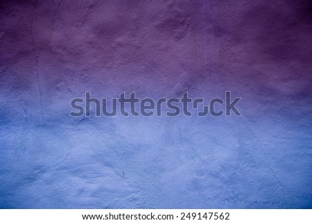 Blue purple texture background with gradient color parts - stock photo