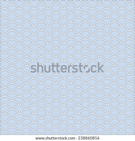 Blue scale Print with soft shading and highlights Background -  - stock photo
