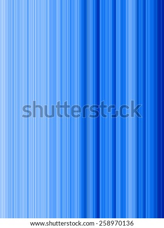 blue stripes abstract background - stock photo