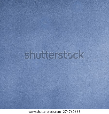 Blue surface texture. Detailed close-up photo - stock photo