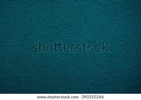 Blue textile close up for background or texture