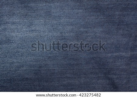 Blue  texture background - stock photo