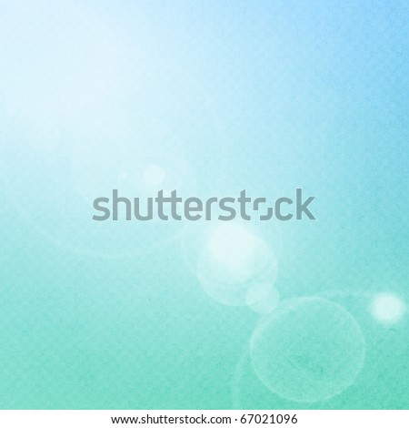 Blue texture with a patch of light - stock photo