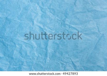 Blue Tissue Paper Texture Blue Tissue Paper Texture