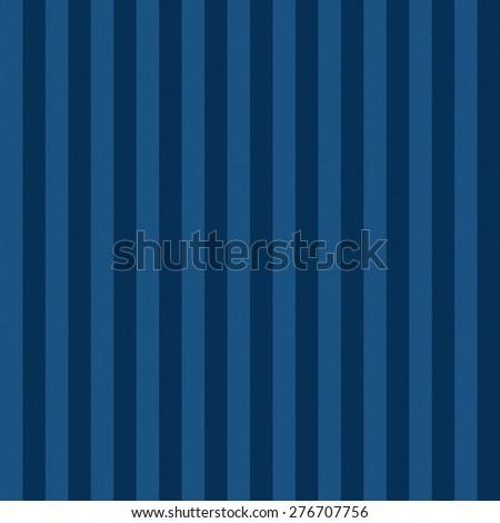 Blue Vertical Stripes Seamless Pattern Bitmap Illustration - stock photo