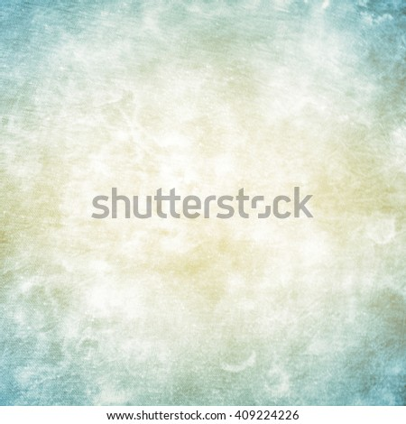 blue watercolor background, paper texture,  unfocused - stock photo