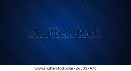 Blue. Widescreen striped background. Digital image with angled stripes. High-resolution wide background for design. An angle strips. Radial gradient. Bitmap image. Computer graphics. Photoshop.