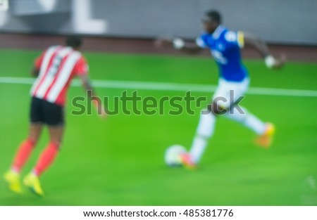 blur background, sport, football