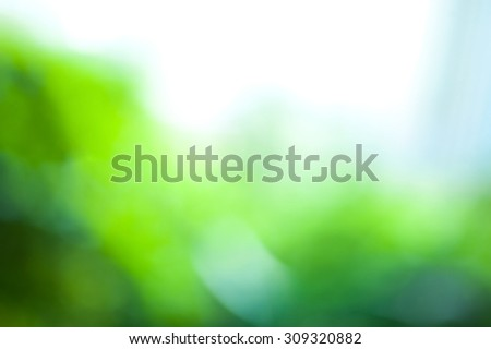 blur background with bokeh