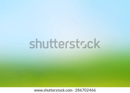 blur blue green abstract background, out of focus - stock photo