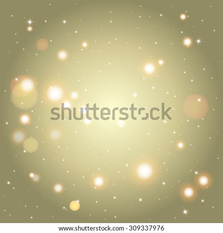 Blur bokeh Abstract bright color background. Sparkles and bokeh. Shiny and glowing
