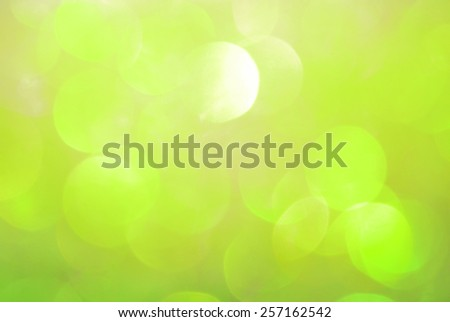blur bokeh summer  cozy  color background - stock photo
