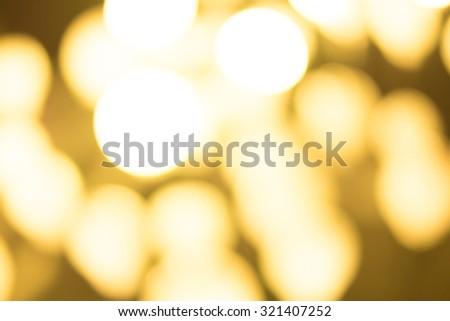 blur city lifestyle - stock photo
