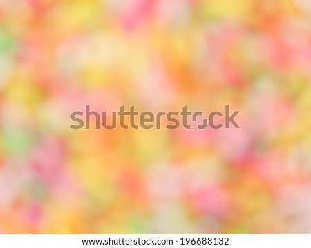 Blur color background. - stock photo