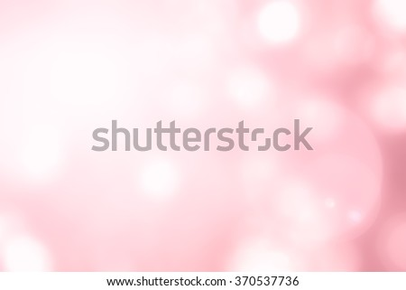 Blur nature background of tree looking upward with sun flare & filter in warm vintage color tone: Blurry abstract bokeh in light sweet pink red leaves valentines love seasonal greeting celebration - stock photo