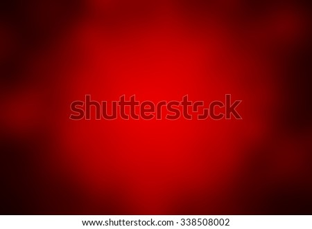blur Red Christmas background well use as backdrop. - stock photo