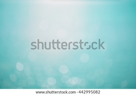Blur sea,abstract background