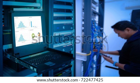 network and computer systems administrators