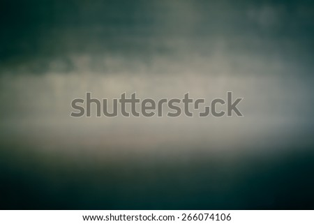 Blurred Abstract Blue and Black Background - stock photo
