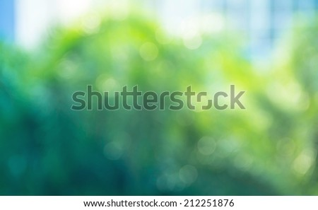 blurred abstract bokeh background  - stock photo
