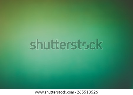 Blurred Abstract Green Background - stock photo