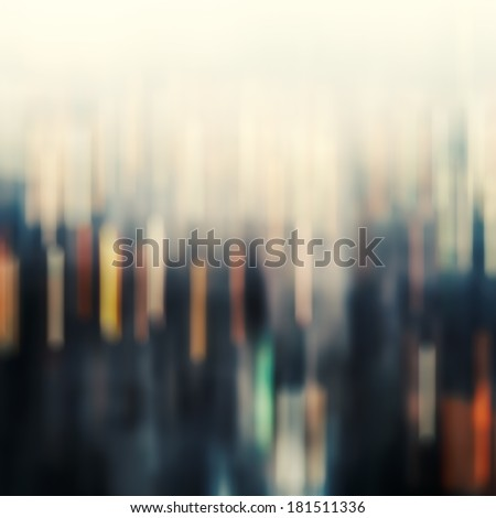 Blurred background.Abstract background with bokeh defocused lights. - stock photo