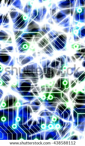 Blurred background of abstract pattern:Ideal use for background. - stock photo