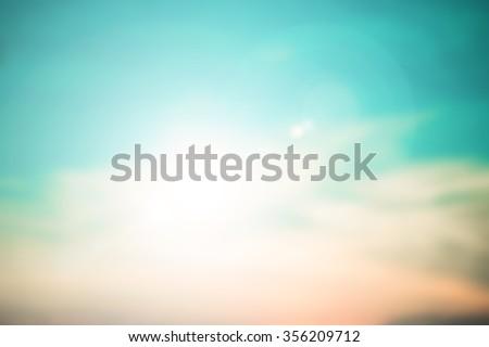 blurred beautiful natural landscape - photo #6